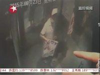 江苏-女子流产后扮护士窃婴_监控录像破案