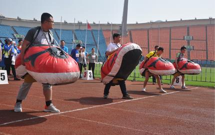 运动会趣味赛事多