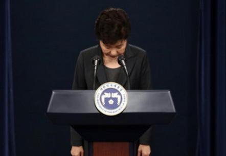 韩国国会通过总统弹劾案 仍需法院最终裁决