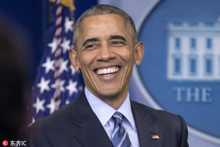 回顾奥巴马八年白宫岁月