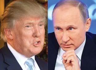 """普京不驱逐美驻俄外交官:特朗普第一时间""""点赞"""""""