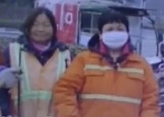 郑州50人环卫工班组 30人身价千万