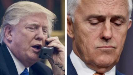 美媒:特朗普怒挂澳总理电话