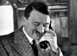 """希特勒的""""最具毁灭性武器""""被拍出"""