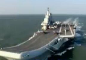 辽宁舰远航背后的故事:航母style改进 舰机融合进一步