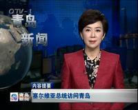 [青岛]市第十二次党代会举行预备会议