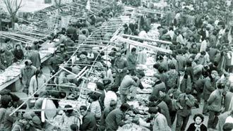 《四十年四十个第一》第一批小商品市场
