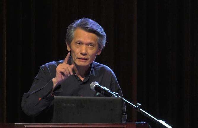 《现状与理想——当前书法创作学术批评展》论坛演讲:刘洪彪