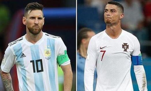 《一本正经世界杯》梅西c罗一夜之间双双出局,一个时代落幕了!