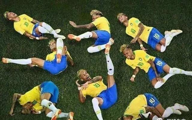 """《一本正经世界杯》世界杯内马尔被犯规23次,""""内马尔滚""""来了"""