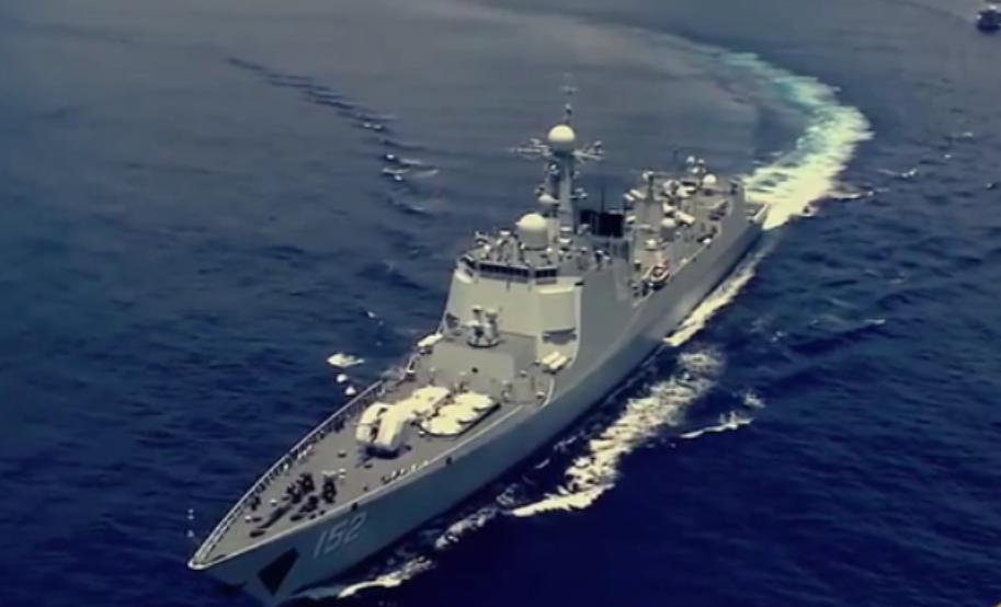 现在开始执行人民海军时间!